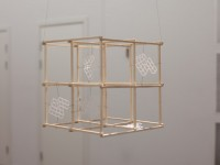 """Spatial Construction no. 7"" 2011"