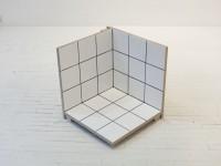 """""""Inside tile Corner 3x3x3"""" 2012"""