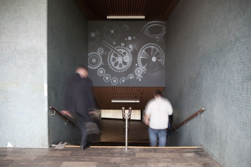 installation view, DIAS DK. 2014