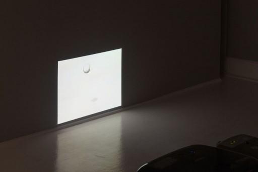 installation view. Martin Asbæk Gallery, DK. Photo: David Stjernholm